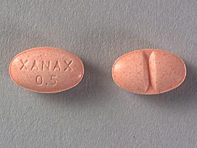 xanax 0.5mg tablets