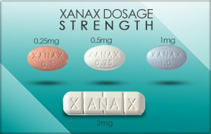 Xanax dosages