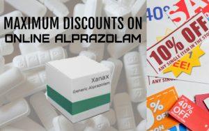 Alprazolam discounts