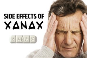 xanax side effects