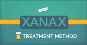 xanax treatment method
